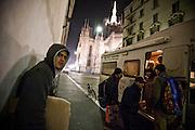 Piazza Duomo, Ronda della Carità