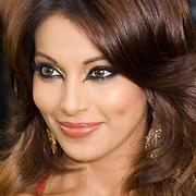 SHEFFIELD, UNITED KINGDOM - 9th June 2007: Bollywood actress Bipasha Basu at International Indian Film Academy Awards (IIFAs) at the Sheffield Hallam Arena on June 9, 2007 in Sheffield, England..