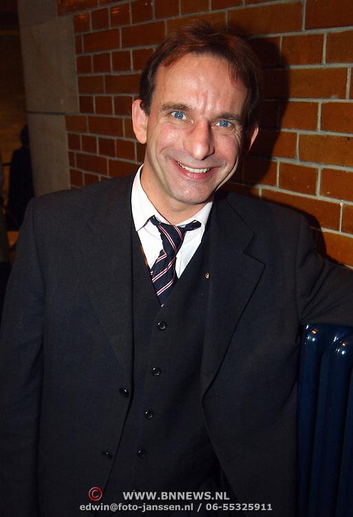 Nieuwjaarshow Staatsloterij, Johan Vlemminx