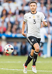 26.06.2016, Stade Pierre Mauroy, Lille, FRA, UEFA Euro 2016, Deutschland vs Slowakei, Achtelfinale, im Bild Jonas Hector (GER) // Jonas Hector (GER) during round of 16 match between Germany and Slovakia of the UEFA EURO 2016 France at the Stade Pierre Mauroy in Lille, France on 2016/06/26. EXPA Pictures © 2016, PhotoCredit: EXPA/ JFK