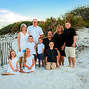 Blankenship Family Beach Photos