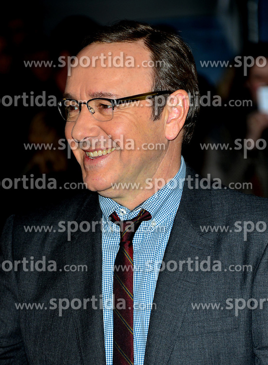 Kevin Spacey at the House Of Cards - UK TV premiere at The Empire Leicester Square in London. 26th February 2015. EXPA Pictures &copy; 2015, PhotoCredit: EXPA/ Photoshot/ Brian Jordan<br /> <br /> *****ATTENTION - for AUT, SLO, CRO, SRB, BIH, MAZ only*****