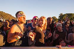 Janelle Monae performs at Treasure Island Music Festival - 10/18/2014