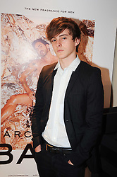 ALEX WATSON brother of actress Emma Watson at a party to celebrate the launch of Bang a new male fragrance by Marc Jacobs held at the Fith Floor Restaurant, Harvey Nichols, Knightsbridge, London on 22nd July 2010.
