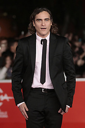 60697655 Joaquin Phoenix attends the 'Her' Premiere during The 8th Rome Film Festival on November 10, 2013 in Rome, Italy. Picture by  imago / i-Images<br /> UK ONLY
