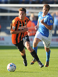 Alfie Pavey Barnet FC, Barnet v Eastleigh, Vanarama Conference, Saturday 4th October 2014