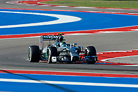 ROSBERG Nico (Ger) Mercedes Gp Mgp W05 action during the 2014 Formula One World Championship, United States of America Grand Prix from November 1st to 2nd 2014 in Austin, Texas, USA. Photo Eric Vargiolu / DPPI.