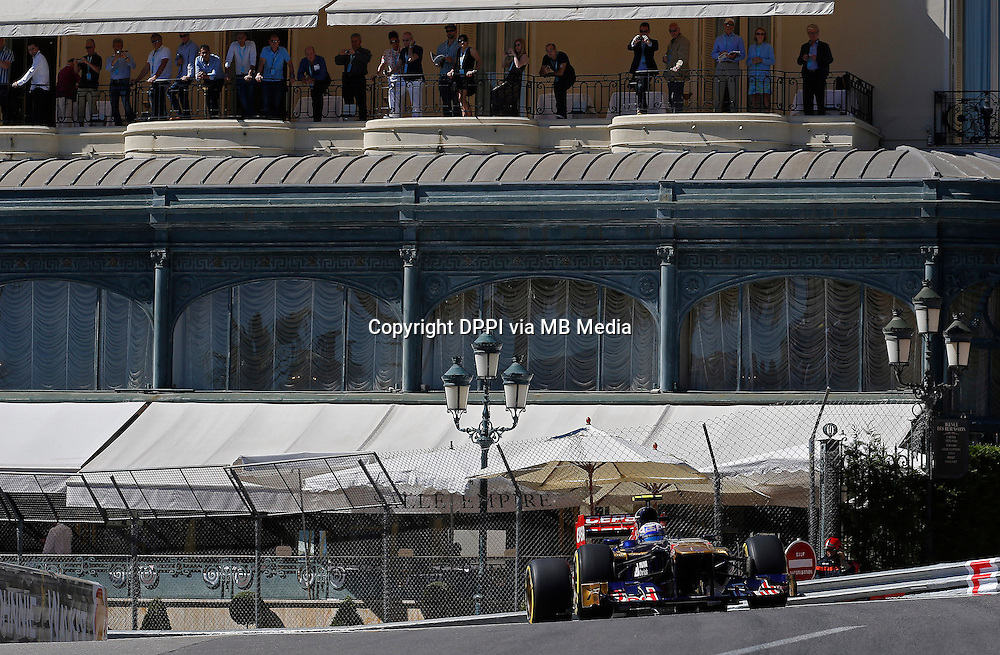 MOTORSPORT - F1 2013 - GRAND PRIX OF MONACO / GRAND PRIX DE MONACO - MONTE CARLO (MON) - 23 TO 26/05/2013 - PHOTO JEAN MICHEL LE MEUR / DPPI - RICCIARDO DANIEL (AUS) - TORO ROSSO STR8 FERRARI - ACTION