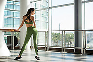 Los Angeles Fitness Photographer, Los Angeles Fitness Photographers.  Fitness Photoshoot for Pop Fit Clothing photographed by Robert Randall Productions at The Hard Rock Hotel in the Gas Lamp District of San Diego, CA.