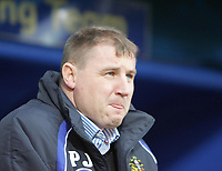 Photo: Lee Earle.<br /> Portsmouth v Wigan Athletic. The FA Cup. 06/01/2007. Wigan manager Paul Jewell.