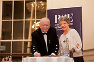 RSE Triennial Dinner<br />  <br /> 24th Jan 2018<br /> <br /> Picture by Gary Doak Photography