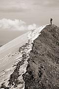 vista del volcan nevado de toluca El Nevado de Toluca nevado de toluca,