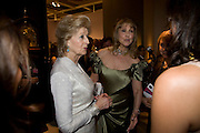 PRINCESS ALEXANDRA AND MARYA SHAMMAS MBE, La Vie En Rose, Royal Charity Gala in aid of the Red Cross. The Grosvenor House Antiques Fair. Grosvenor House. Park Lane. London. 11 June 2008.  *** Local Caption *** -DO NOT ARCHIVE-© Copyright Photograph by Dafydd Jones. 248 Clapham Rd. London SW9 0PZ. Tel 0207 820 0771. www.dafjones.com.