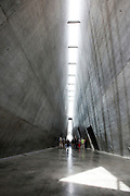 Day 6 - Yad Vashem Holocaust Memorial in Jerusalem (Photo by Brian Garfinkel)