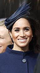 Elegant Duchess of Sussex - 15 Oct 2018