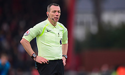 Referee Kevin Friend - Mandatory by-line: Alex James/JMP - 14/01/2018 - FOOTBALL - Vitality Stadium - Bournemouth, England - Bournemouth v Arsenal - Premier League