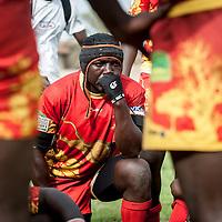 11/06/2013. Stade Iba Mr Diop, Dakar, Senegal. Felix Mendy pendant la demi-finale de la Coupe d'Afrique des Nations B contre la Namibie. ©Sylvain Cherkaoui