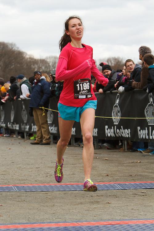 Foot Locker Cross Country Northeast Regional Championship race, Jillian Kelly, NJ