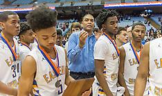 2017 NCHSAA 3A Men's Basketball Championship Eastern Guilford vs Cox Mill