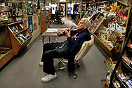 The world's only six-time world champion pipe smoker, Paul T. Spaniola, 90, said he can still be found in the store 7 days a week. He was listed in the Guiness Book of World Records until they removed the tobacco records from its pages. He opened Paul's Pipe shop and Pipe Hospital in 1947 and now has a Pipe Museum on the store's second floor. He blended his own tobaccos and developed the art of  oil curing pipes and coating the bowl with miracle cake to make them smoke sweeter. He claims to have an inventory of more than a million pipes.