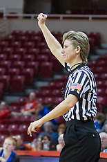 Laura Morris referee photos