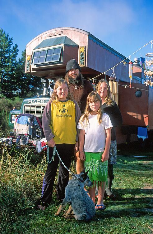 Gypsy Family Allan & Mandy Baylis