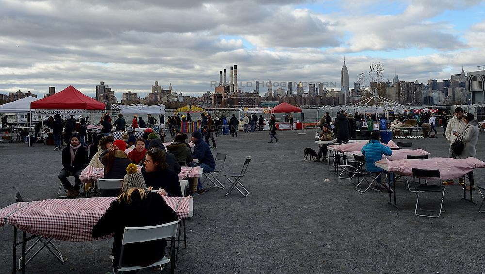 03-11-2012 ALGEMEEN: BVDGF NY MARATHON: NEW YORK<br /> Gedeelte parkoer op de fiets verkend <br /> &copy;2012-FotoHoogendoorn.nl