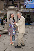 ANTONY EYTON, SARAH EYTON, Royal Academy of arts summer exhibition summer party. Piccadilly. London. 4 June 2019