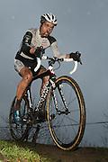 LOENHOUT / CYCLING / CYCLISME / WIELRENNEN / CYCLOCROSS / VELDRIJDEN / ELITE / AZENCROSS / BPOST BANK TROFEE VELDRIJDEN / WIETSE BOSMANS /