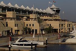 Motorsports / Formula 1: World Championship 2010, GP of Abu Dhabi, paddock, Yas Marina Circuit