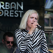 London,England,UK : 17th July 2016 : Dagny preforms at the Citadel Festival 2016 at Victoria Park, London,UK. Photo by See Li