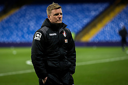Bournemouth Manager Eddie Howe arrives at Selhurst Park - Mandatory byline: Jason Brown/JMP - 07966386802 - 02/02/2016 - FOOTBALL - London - Selhurst Park - Crystal Palace v Bournemouth - Barclays Premier League