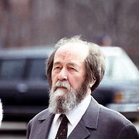 SOLZHENITSYN, Aleksandr Isayevich
