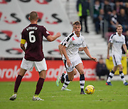 Dundee&rsquo;s Mark O&rsquo;Hara - Hearts v Dundee, Ladbrokes Scottish Premiership at Tynecastle, Edinburgh. Photo: David Young<br /> <br />  - &copy; David Young - www.davidyoungphoto.co.uk - email: davidyoungphoto@gmail.com