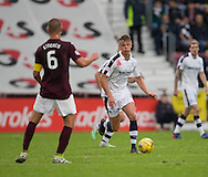 Dundee&rsquo;s Mark O&rsquo;Hara - Hearts v Dundee, Ladbrokes Scottish Premiership at Tynecastle, Edinburgh. Photo: David Young<br /> <br />  - &copy; David Young - www.davidyoungphoto.co.uk - email: davidyoungphoto@gmail.com
