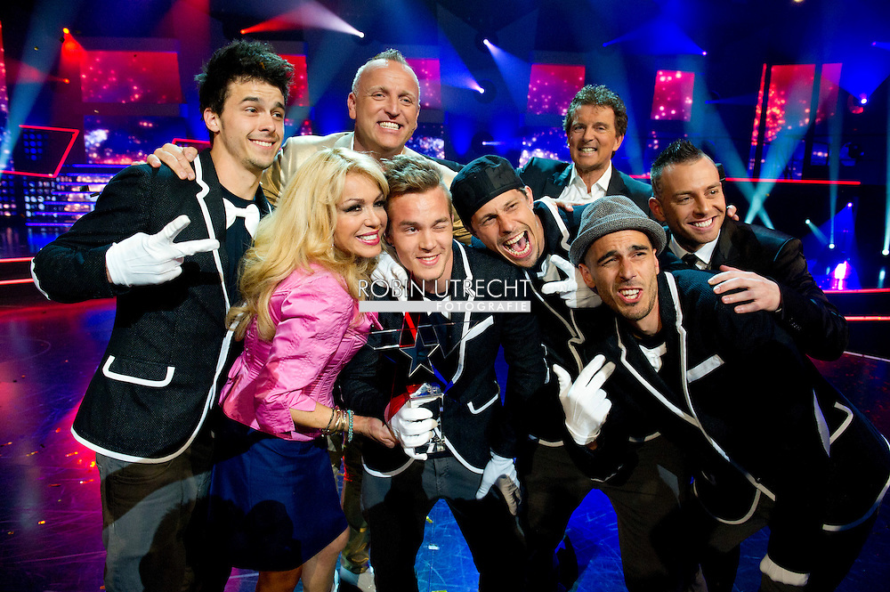 DDF Crew wint Holland's Got Talent