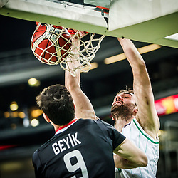 20190206: SLO, Basketball- FIBA Champions League 2018/19, KK Petrol Olimpija vs Besiktas Sompo Japan