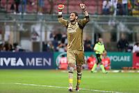 Milano 20.09.2016 - Serie A 2016-17 - 5a giornata - Milan-Lazio - Nella foto: Gianluigi Donnarumma - Milan Calcio