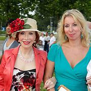NLD/Amsterdam/20120813 - Premiere Sensations van Circus Herman Renz, Marijke Helwegen