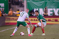 Mexico v Ireland - 1 June 2017