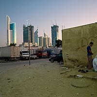 Satwa, Dubai last terminal