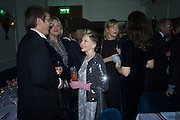 LOUISE FENNELL; LESLIE CARON; , Nicky Haslam hosts dinner at  Gigi's for Leslie Caron. 22 Woodstock St. London. W1C 2AR. 25 March 2015