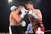 Danish Fight Night i Ceres Arena Aarhus <br /> Jonas &quot;Tiger&quot; Madsen (Denmark) vs Mario Baeza (Mexico)