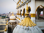 The Gurdwara in Bangkok