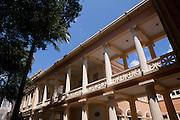 Salvador_BA, Brasil.<br /> <br /> Escola de Medicina da Bahia em Salvador, Bahia.<br /> <br /> Medicine School of Bahia in Salvador, Bahia.<br /> <br /> Foto: ALEXANDRE BAXTER / NITRO