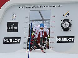 19.02.2011, Gudiberg, Garmisch Partenkirchen, GER, FIS Alpin Ski WM 2011, GAP, Damen, Slalom, im Bild Marlies Schild (AUT) // Marlies Schild (AUT) during Ladie's Slalom Fis Alpine Ski World Championships in Garmisch Partenkirchen, Germany on 19/2/2011. EXPA Pictures © 2011, PhotoCredit: EXPA/ M. Gunn