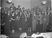 17/9/1952<br /> 9/17/1952<br /> 17 September 1952<br /> <br /> Irish Motor and Cycle Trades Autumn Golf Meeting at Royal Dublin