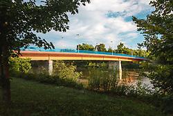 Most Sveti Martin na Muri 2019/20, on Avgust 4, 2019 in Sveti Martin na Muri, ,Hrvaška. Photo by Blaž Weindorfer / Sportida