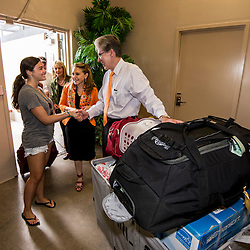 Move-In Day: Fall 2015