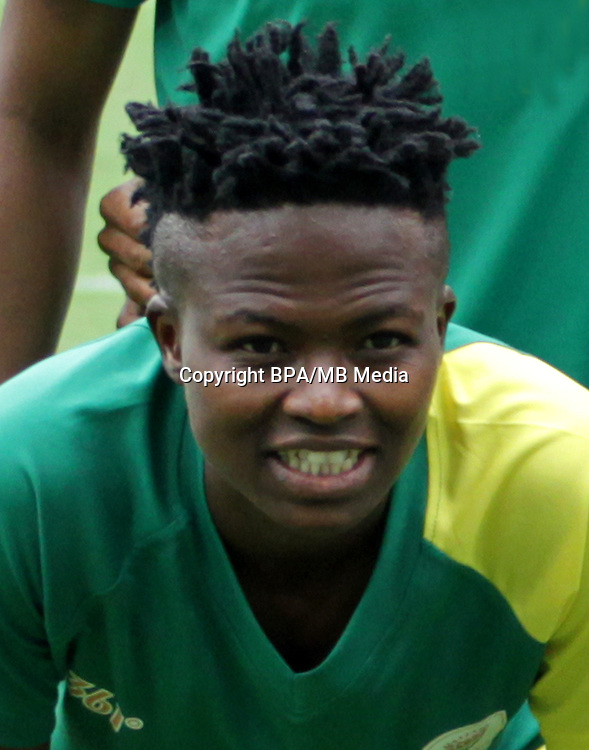 Fifa Woman's Tournament - Olympic Games Rio 2016 -  <br /> South Africa National Team - <br /> Mamello MAKHABANE